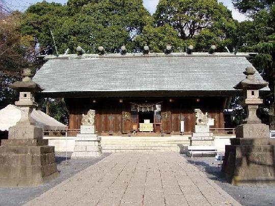 所澤神明社